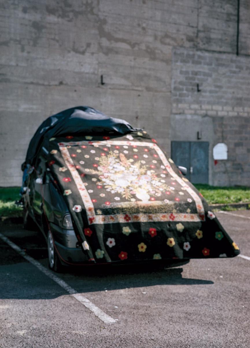 Photographie argentique contemporaine -Marine Lebeau